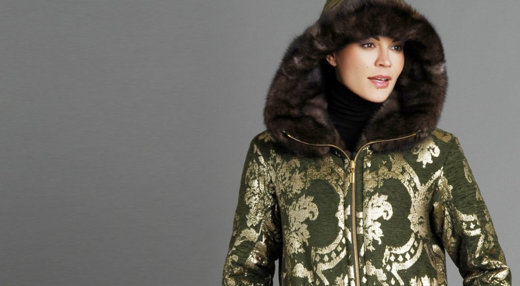 talianske kabáty DARin COLLECTION