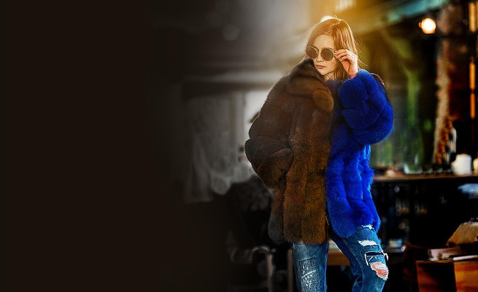 Darin Collection redizajn kožucov furs redesign